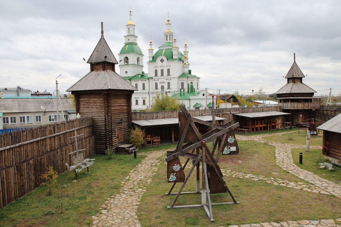ленинградцы пытаются острог в ялуторовске фото картинки, ситуация